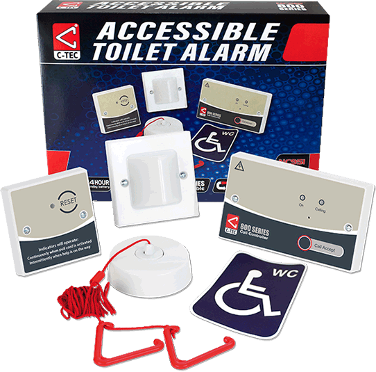 Nc951 Disabelled Toilet Alarm Kit